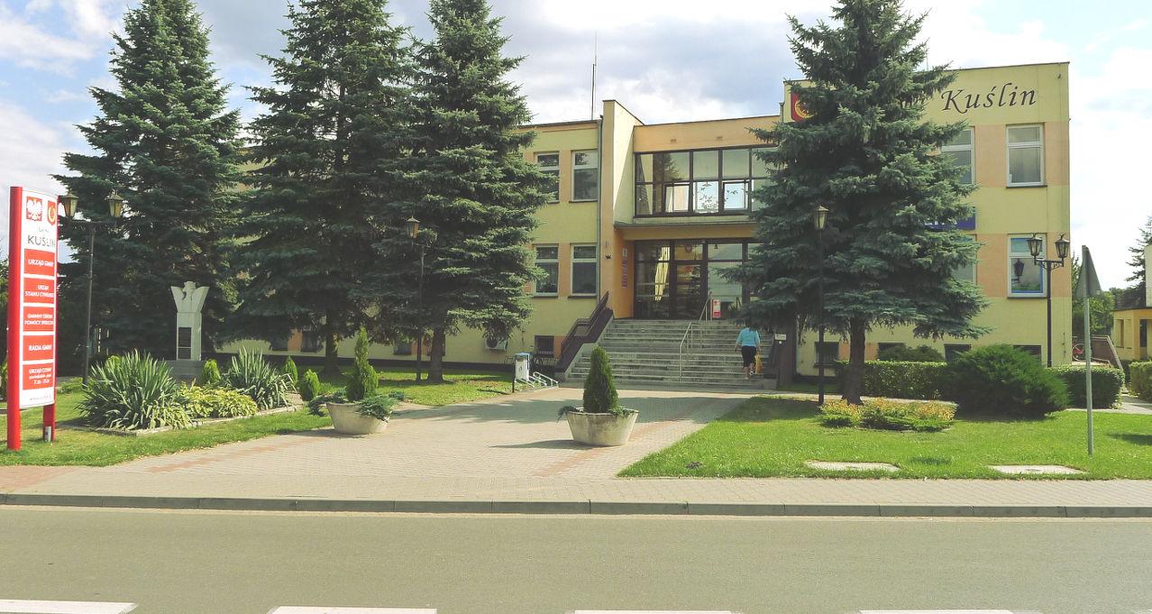 Witam w Kuślinie, gminie przyjaznej mieszkańcom